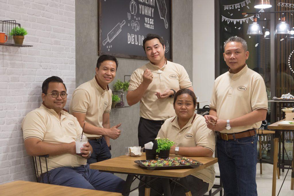 The Taste Food Team - อาหารเพื่อสุขภาพ